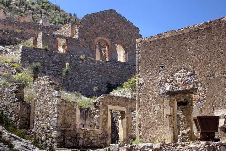 Guía que hacer en Mapimí Durango Ruinas