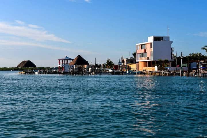 Yucatan Mexico Foto Yuum Ha Hotel