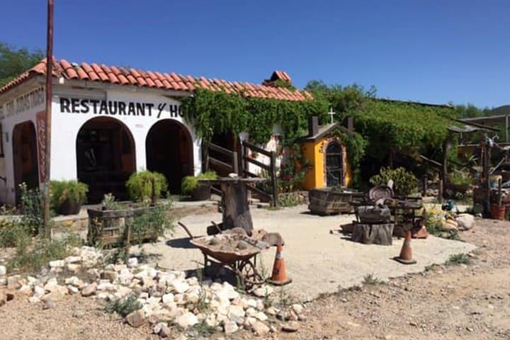Restaurante y Hotel San Judas Tadeo Fb.