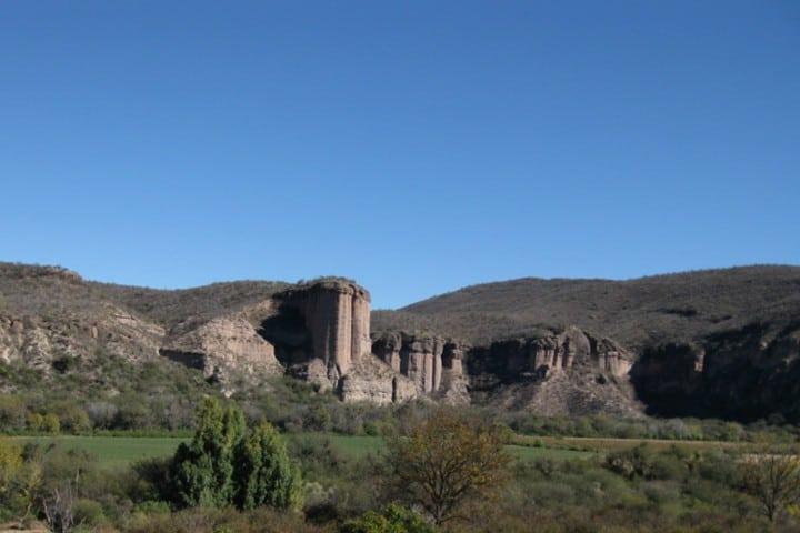 Ruta del río Sonora. Foto José Gomez.