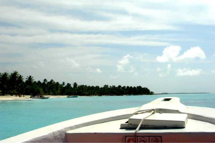 Saona la isla Foto Daniel