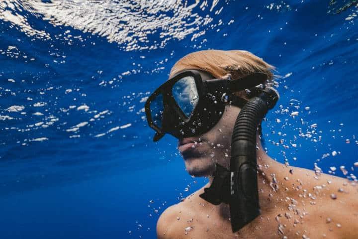 Snorkel. Foto. Jakob Owens 3