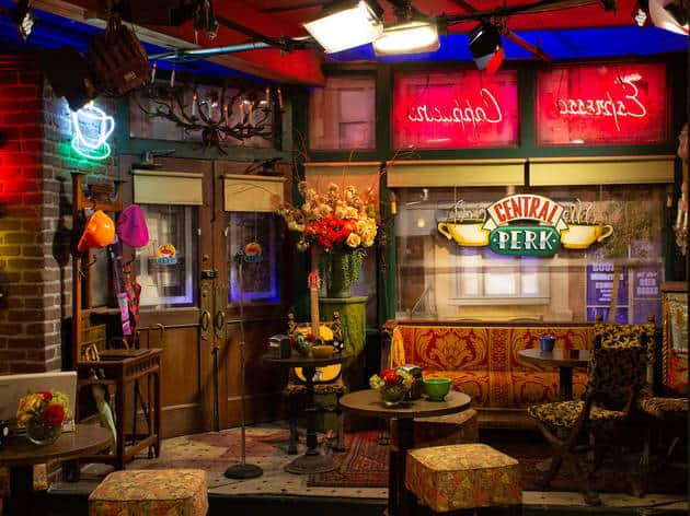 Central Perk de Friends. Foto: Time Out