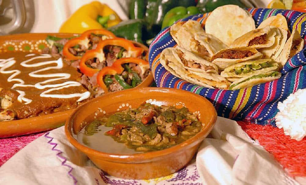 Gastronomía en Mapimí Durango. Foto: Travel Report