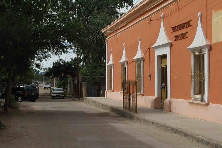 Ures, Sonora. Foto Comision Mex de Filmaciones.