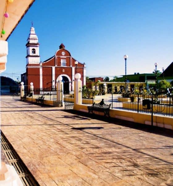 Cómo llegar a Palizada Foto. Visit México