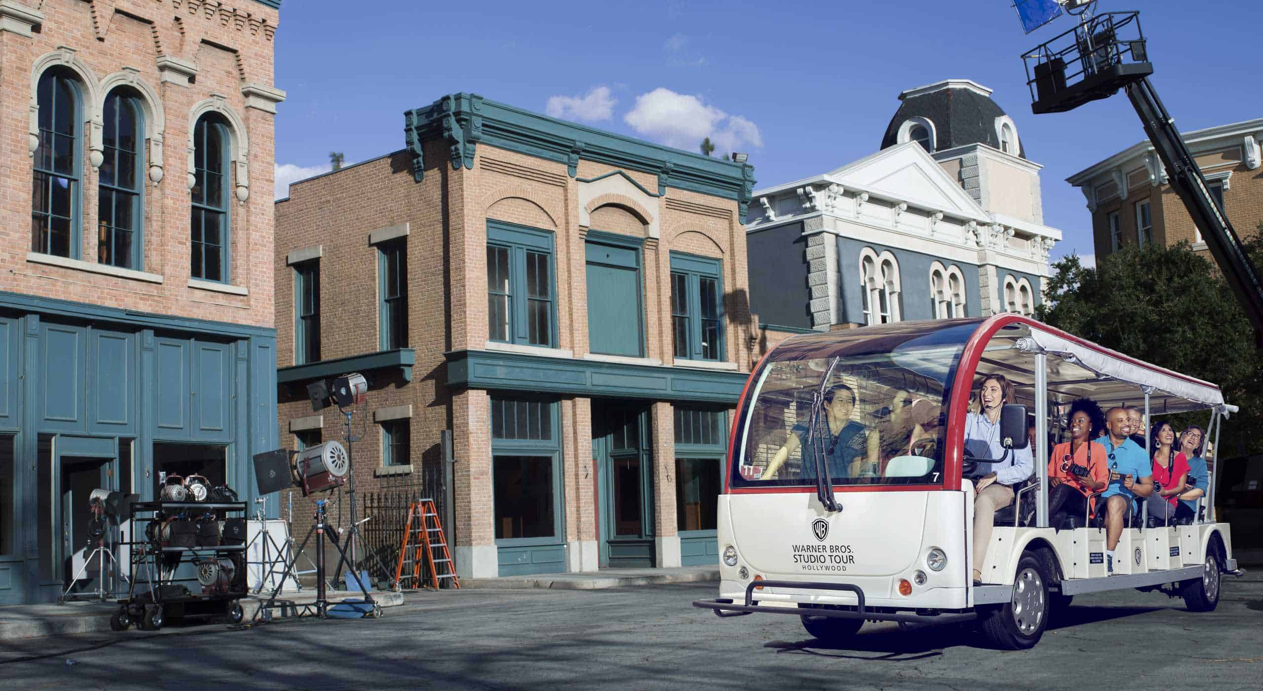 Visita Warner Bros Studios. Foto: Visit the USA