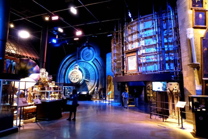 Warner Bros Studio Tour Foto Gary Bembridge