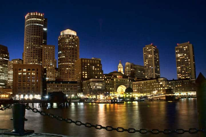 Waterfront. Foto liz west