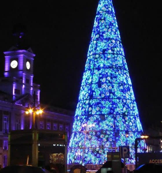 Navidad en el barrio del Sol Foto. Carlos Teixdor Cadenas