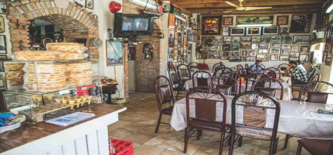 Restaurante Lejano oriente ne Mapimí Durango. Foto: Zona turistica