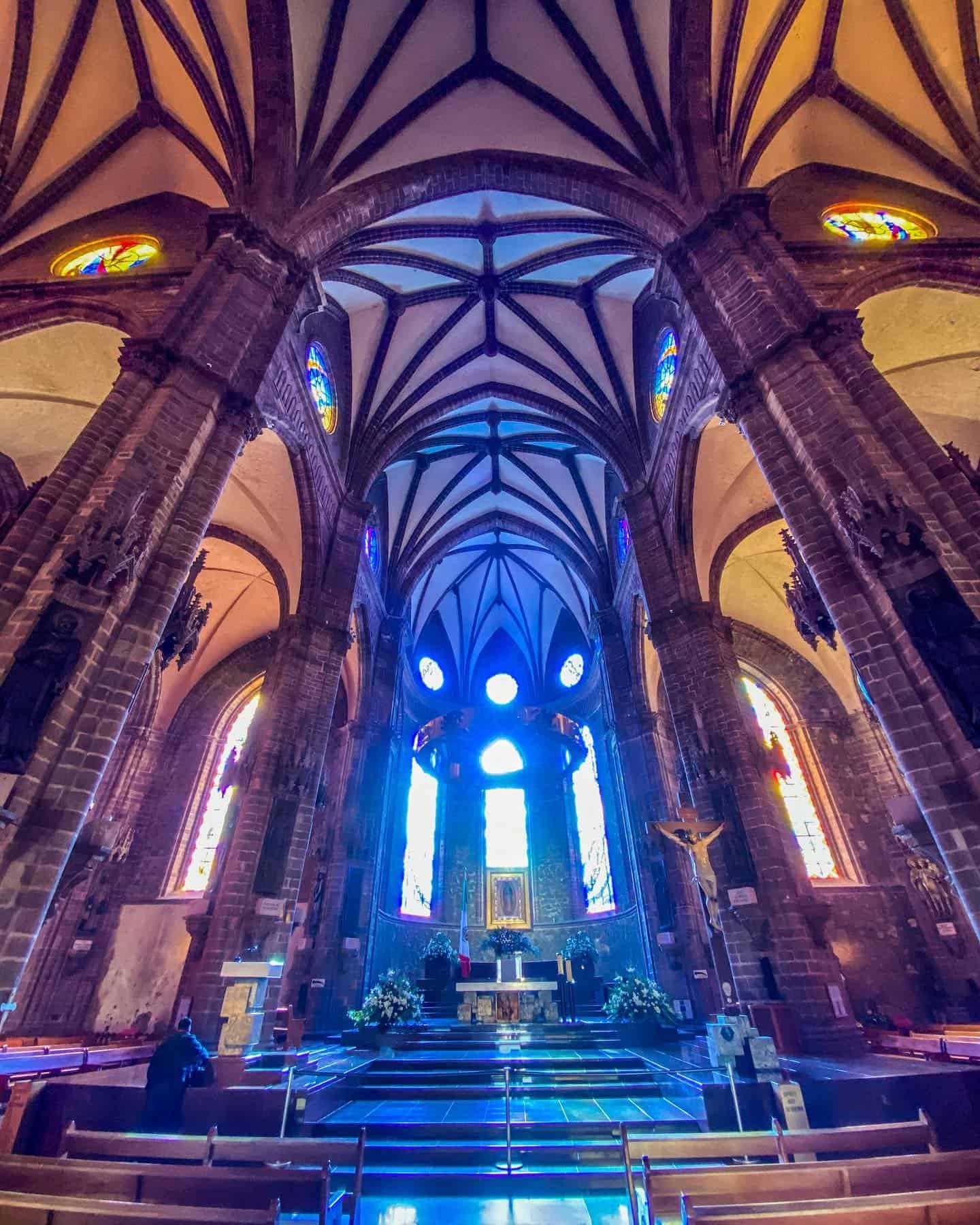Santuario de la virgen de Guadalupe de Zamora. Foto: Elielgrajeda