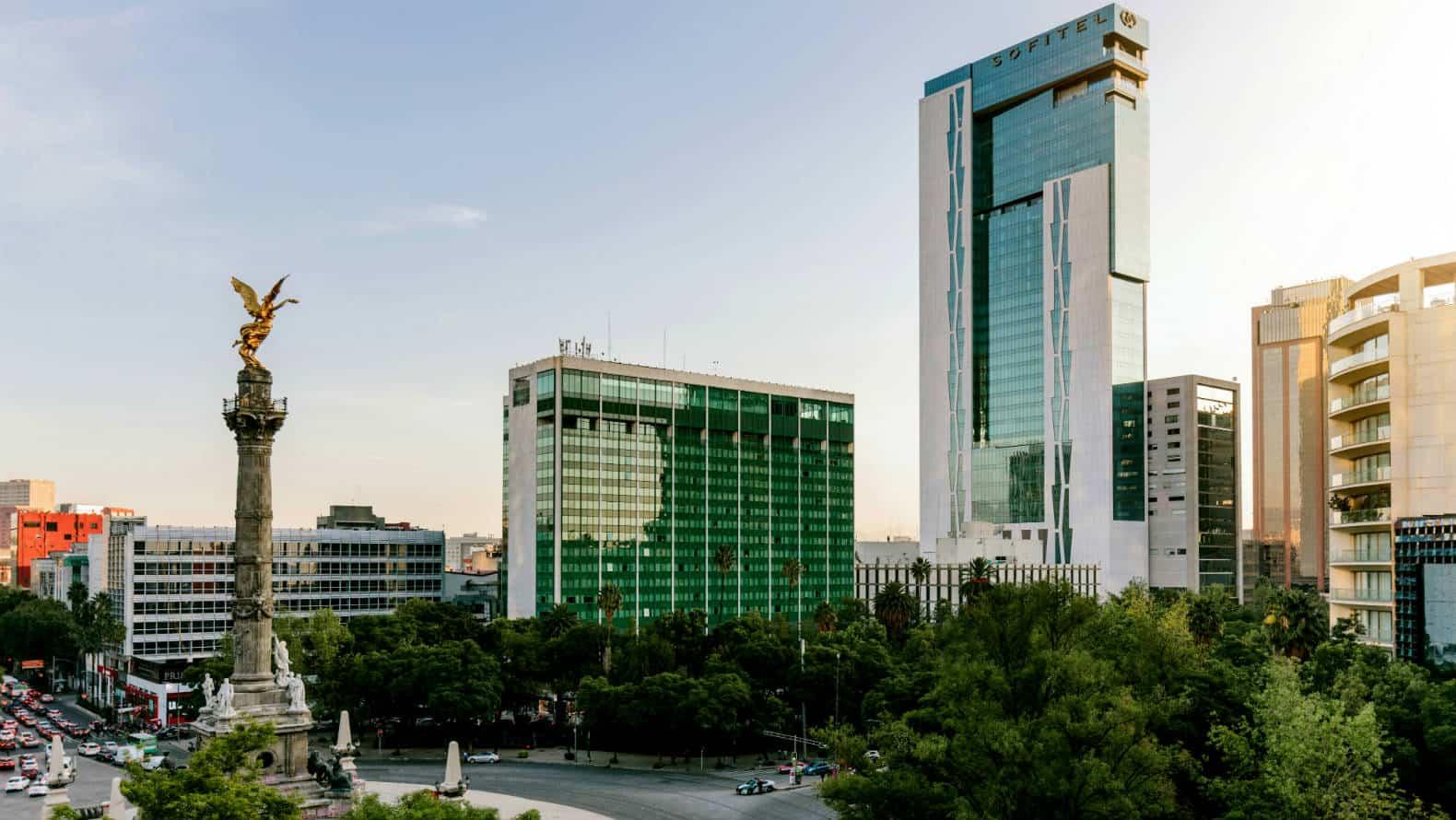 portada El hotel de gusto francés Foto Sofitel Mexico City 5