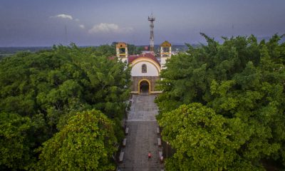 Iglesia de Santo Domingo Palenque Foto Turismo Chiapas
