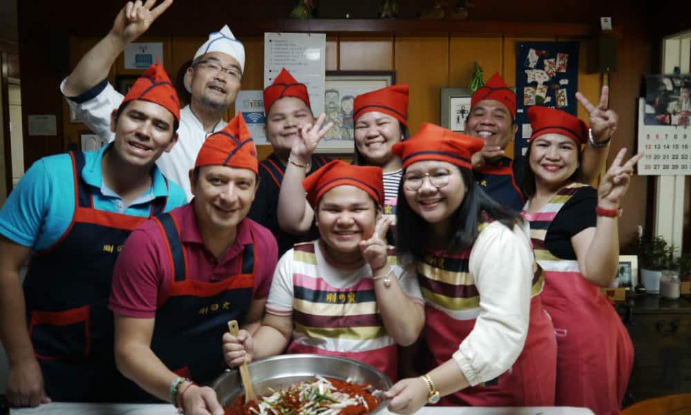 portada Kimchi cocinar con familia coreana 9
