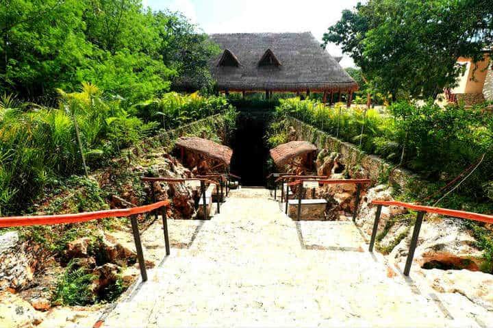Hacienda Chukum y su Centote Foto Turismapa