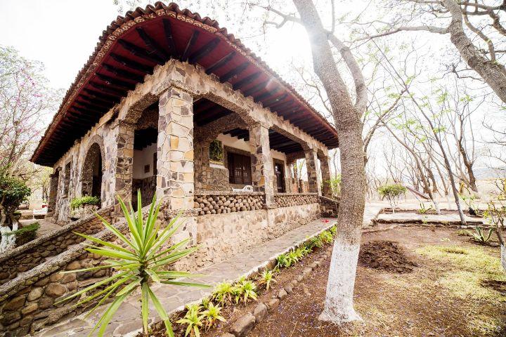 Pinterest Foto: La casita de piedra