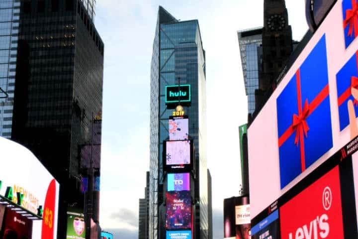 Año nuevo en Nueva York Foto Brecht Bug