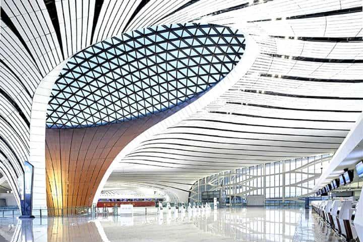 Aeropuerto Internacional Beijing Daxing Foto AirComment