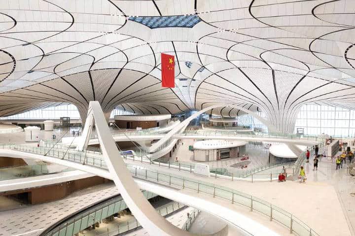 Aeropuerto Internacional Beijing Daxing Foto El Observador NL