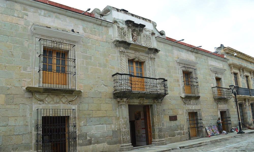 Museo de Arte Contemporáneo de Oaxaca Foto. Alejandro Linares García