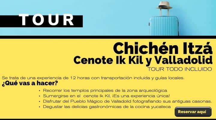 Tour por Chichén Itzá El Souvenir