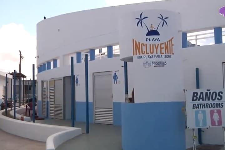 Baños Incluyentes. Foto Yucatán en Corto.