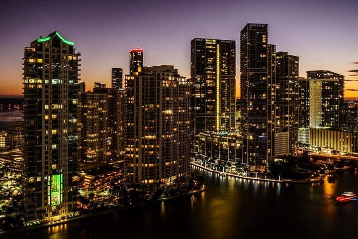 Brickell, Miami. Foto Edhi.