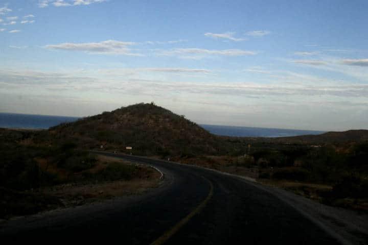 Cómo llegar a Todos Santos foto SanGatiche