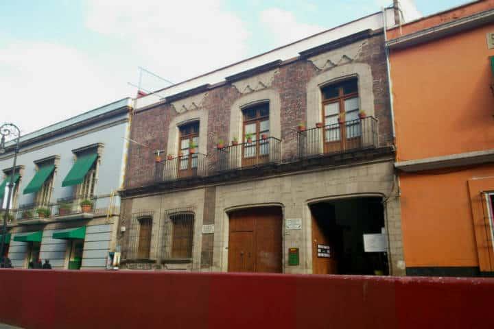 Casa de José Martí. Foto Vida de Peatón