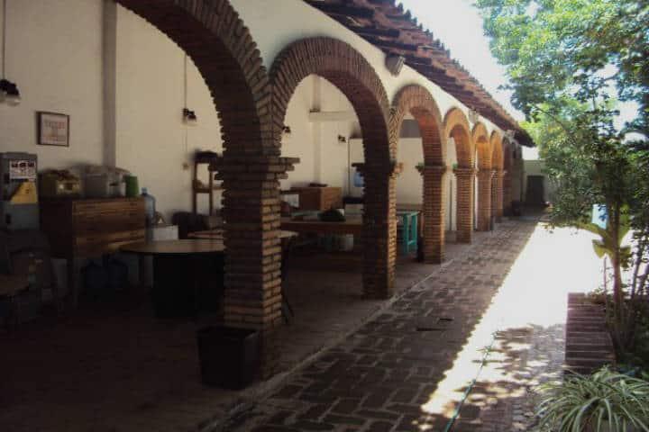 Casa escuela de tradiciones. Foto Melendez Carlos