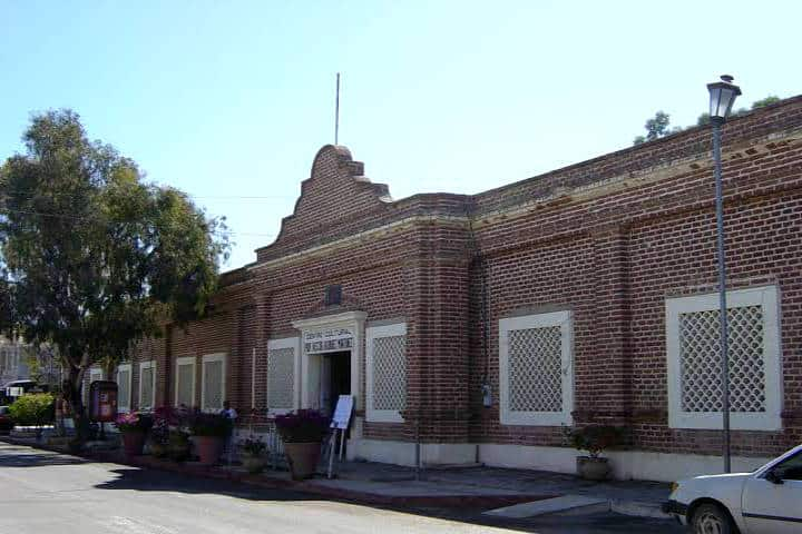 Centro Cultural Néstor Agúndez. Foto Sistema de Información Cultural