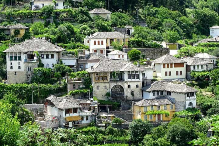 Cosas que ver en Gjirokastra Foto Adam Jones
