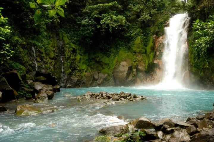 Costa Rica para hacer turismo de naturaleza Foto Henar Lanchas