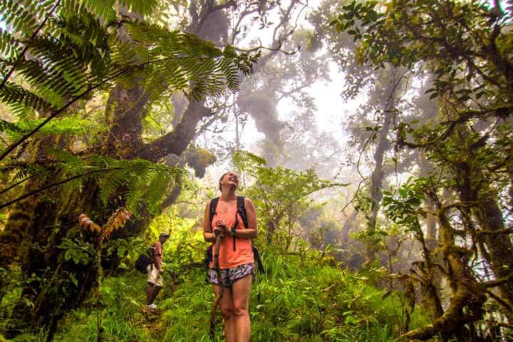 Costa Rica para hacer turismo de naturaleza Foto Linda Vant Hoff