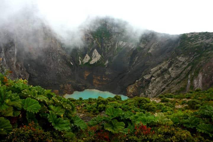 Costa Rica para hacer turismo de naturaleza Foto Trevor Huxham