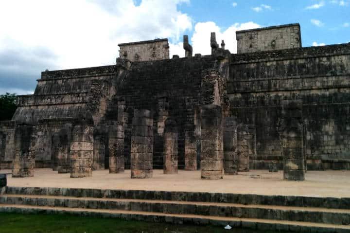 Curiosidades de Chichén Itzá Foto Antischokke