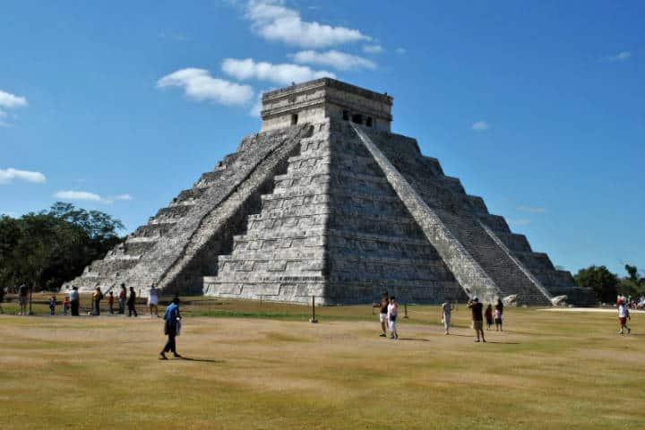Curiosidades de Chichén Itzá Foto Aquiles Carattino