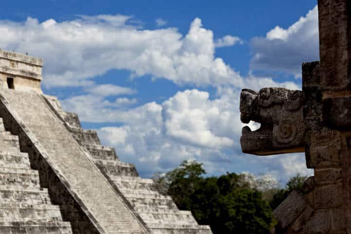 Curiosidades de Chichén Itzá Foto Jagerm