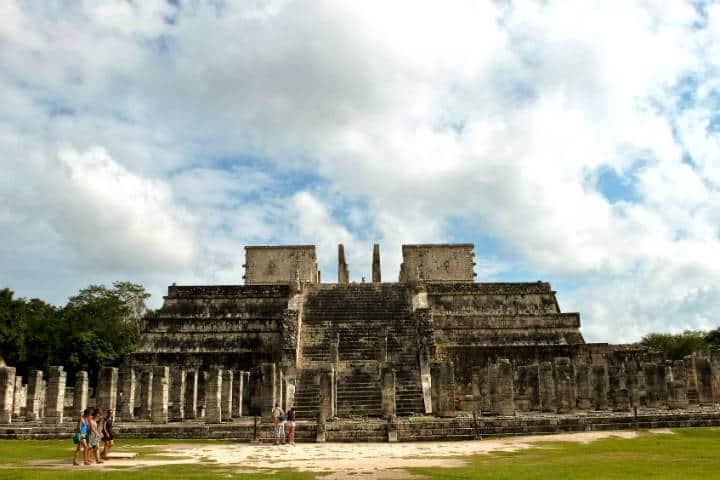 Curiosidades de Chichén Itzá Foto Mike Stenhouse
