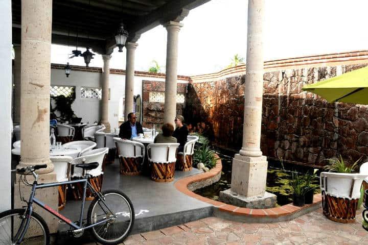 Dónde comer en Álamos Foto Hoteles Boutique México