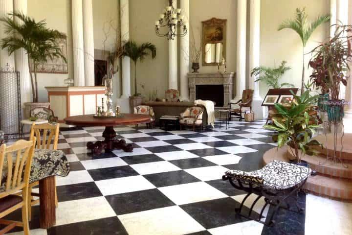 Dónde hospedarse en Álamos Foto Alamos Hotel