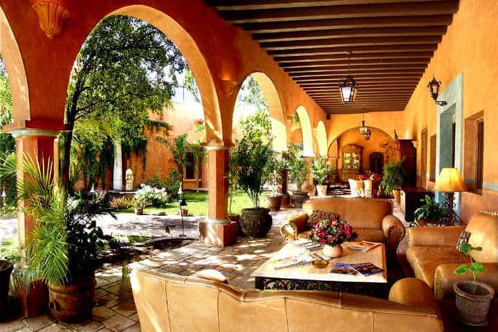 Dónde hospedarse en Álamos Foto Balneareos de México