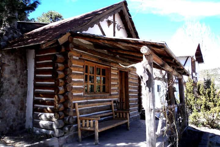 Dónde hospedarse en Creel Foto Cabañas Montebello Inn