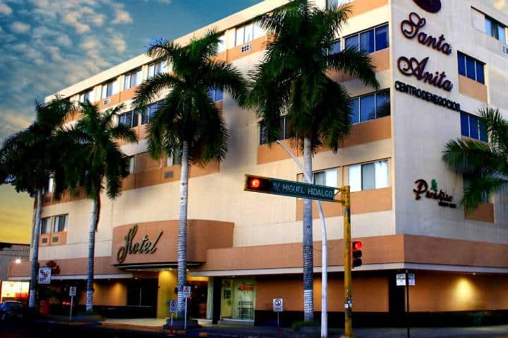 Dónde hospedarse en Creel Foto Santa Anita Hotel