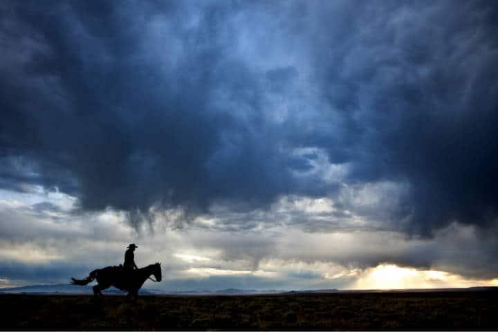 Durango ha sido escenario de 180 películas Foto Bureau of Land Management
