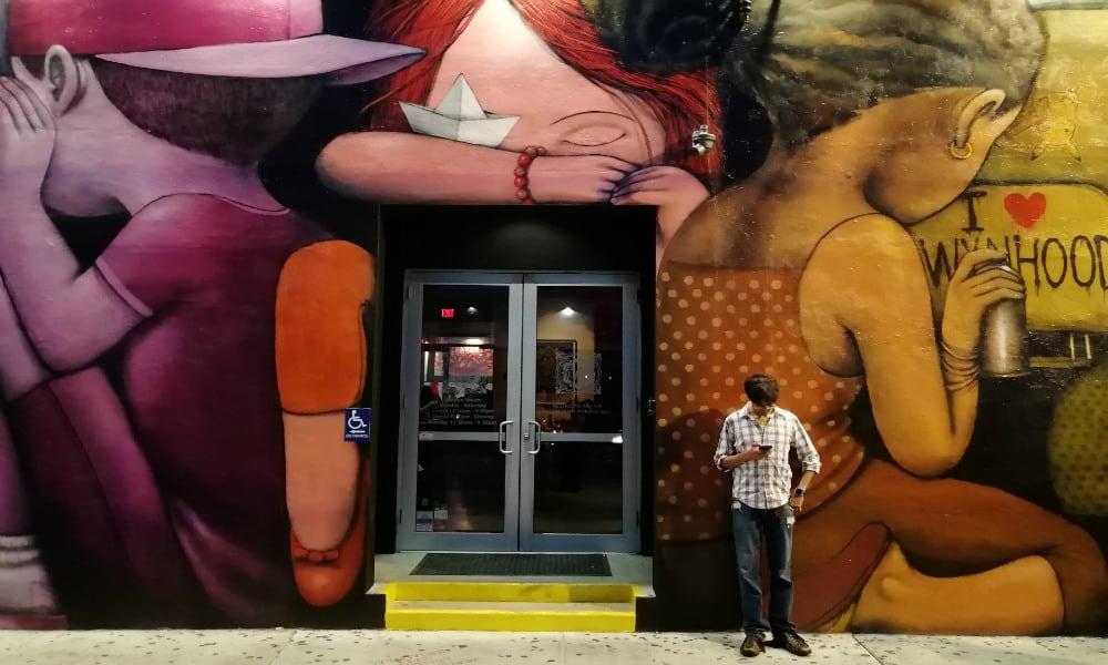 De viaje por Miami. Foto. El Souvenir