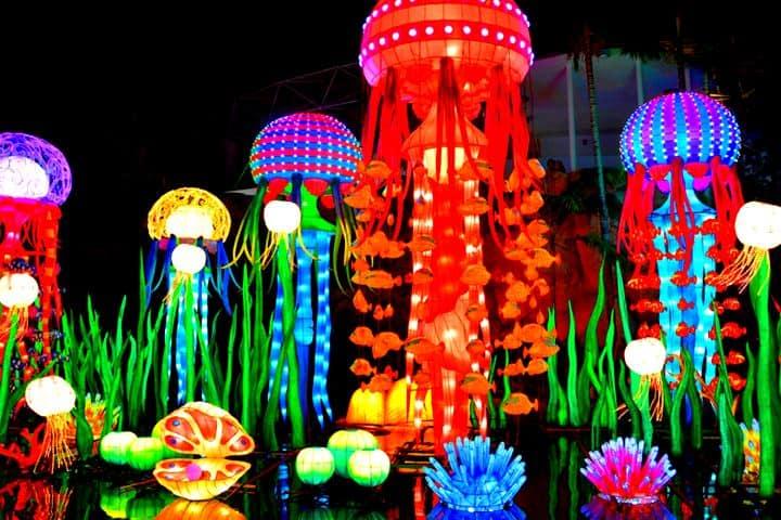 Festival Luminosa. Foto Bob Chesarek.