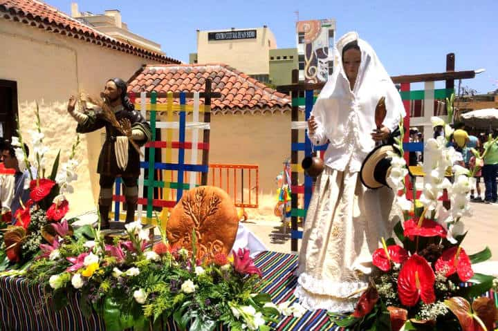 Fiestas y clima de Arteaga Foto Comisión De Fiestas De San Isidro Labrador 2019