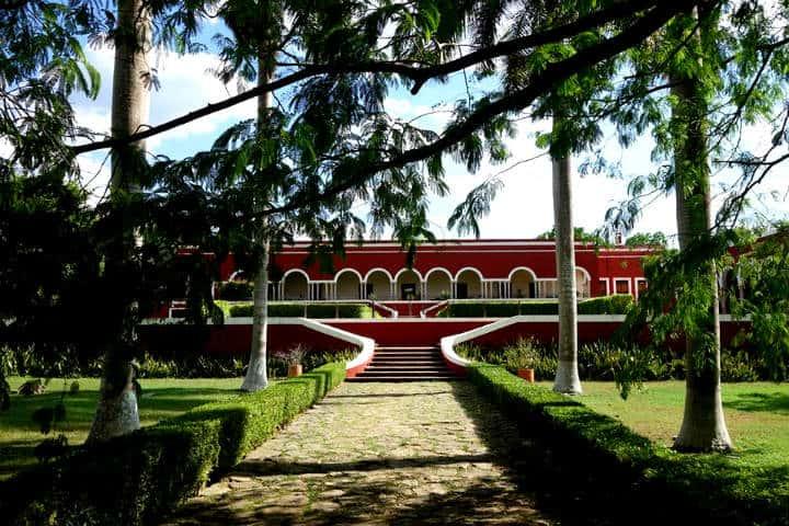 Haciendas henequeras de Yucatán Foto Stuard Barnes